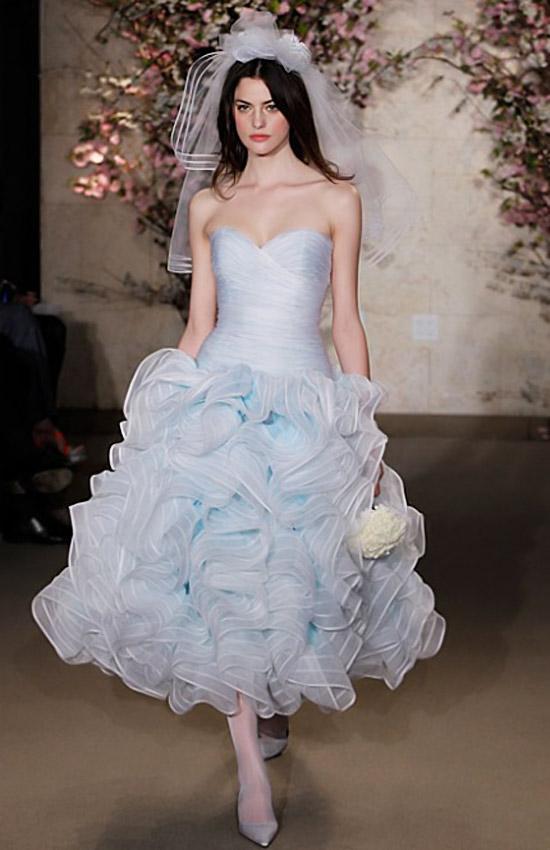 """10 xu hướng váy cưới """"nóng hổi"""" nhất năm - 8"""