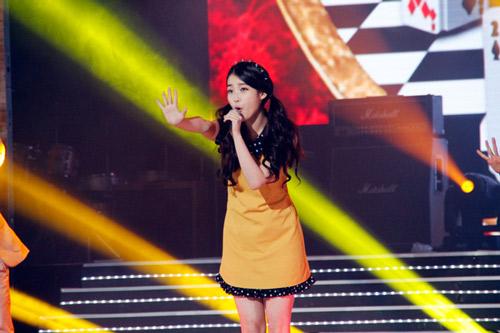 Sao Hàn đội nón lá, hát tiếng Việt - 2