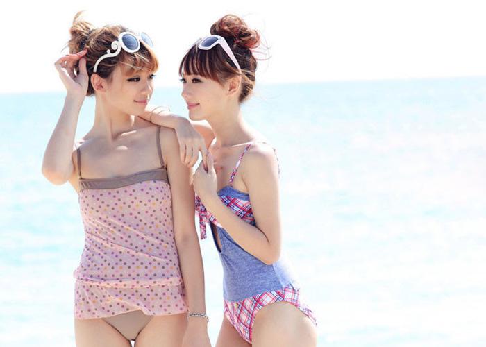 Áo tắm cho bạn gái chuộng vẻ kín đáo - 14