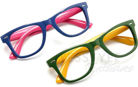 7 xu hướng kính thời trang năm 2012 - 2