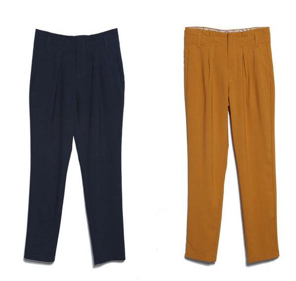 Nổi bật với chiếc quần màu mè - 4