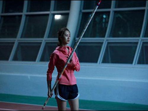 Go Ah Ra và Myung-min làm vận động viên - 3