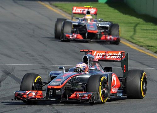Video F1: Australian GP – Gọi tên Button - 1