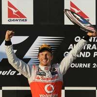 Kết quả Australian GP 2012: Sự xuất sắc của Button