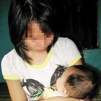 Thảm cảnh bà mẹ 16 tuổi bị lừa tình