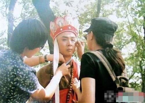 """Ảnh """"độc"""" hậu trường Tây Du Ký 1986 - 9"""