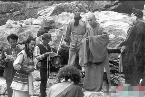 """Ảnh """"độc"""" hậu trường Tây Du Ký 1986 - 16"""