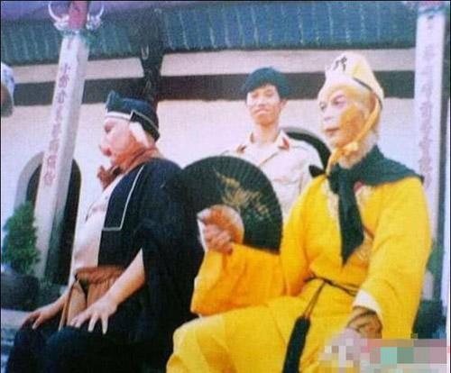 """Ảnh """"độc"""" hậu trường Tây Du Ký 1986 - 15"""