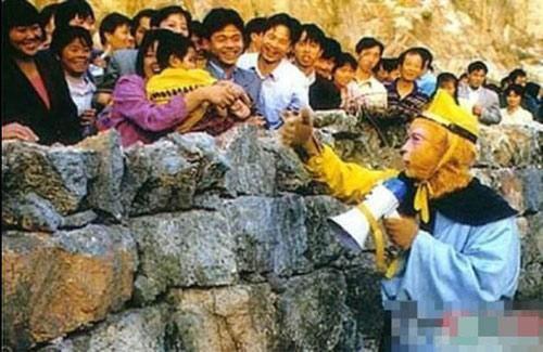 """Ảnh """"độc"""" hậu trường Tây Du Ký 1986 - 3"""