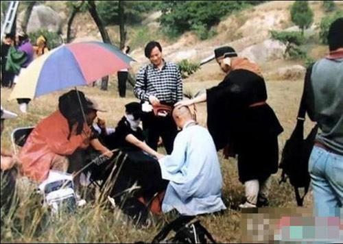"""Ảnh """"độc"""" hậu trường Tây Du Ký 1986 - 10"""
