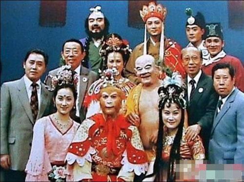 """Ảnh """"độc"""" hậu trường Tây Du Ký 1986 - 1"""