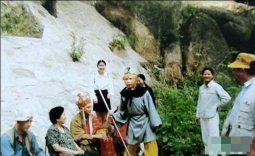 """Ảnh """"độc"""" hậu trường Tây Du Ký 1986 - 2"""