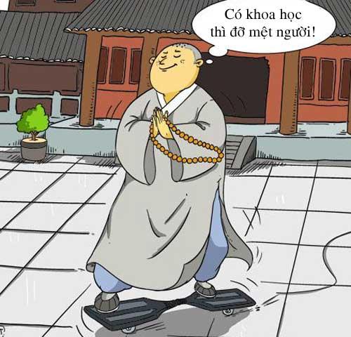Luyện kung-fu ở chùa Thiếu Lâm - 9