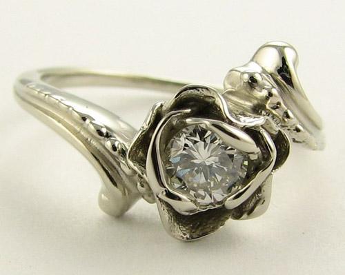 Tô điểm tay bằng nhẫn hoa hồng - 16