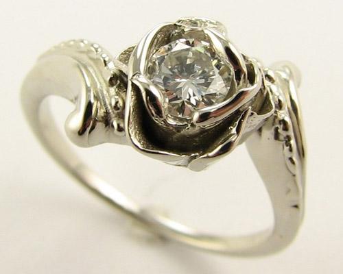 Tô điểm tay bằng nhẫn hoa hồng - 17