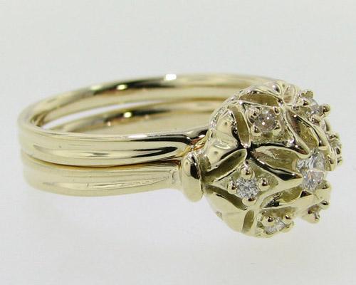 Tô điểm tay bằng nhẫn hoa hồng - 24