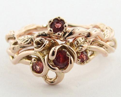 Tô điểm tay bằng nhẫn hoa hồng - 6