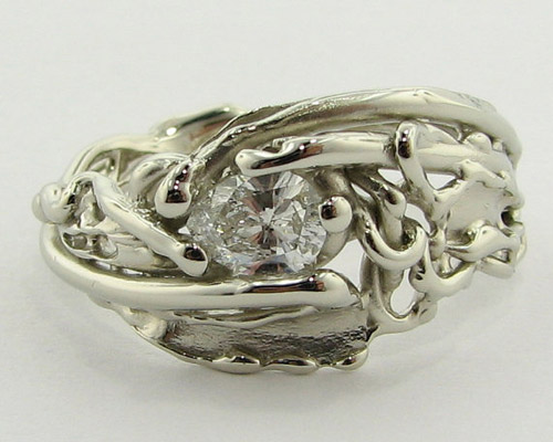 Tô điểm tay bằng nhẫn hoa hồng - 21