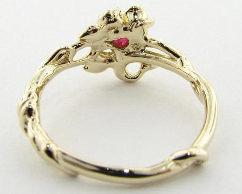 Tô điểm tay bằng nhẫn hoa hồng - 14