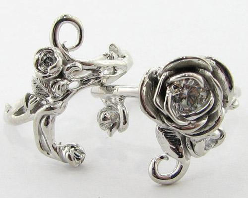 Tô điểm tay bằng nhẫn hoa hồng - 7