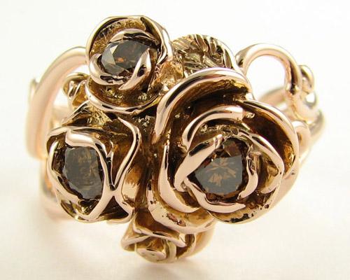 Tô điểm tay bằng nhẫn hoa hồng - 10