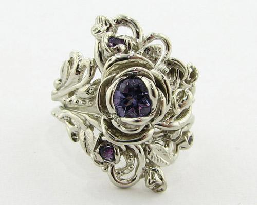 Tô điểm tay bằng nhẫn hoa hồng - 19