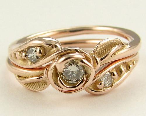 Tô điểm tay bằng nhẫn hoa hồng - 2