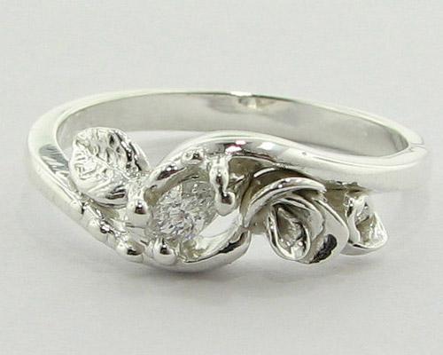Tô điểm tay bằng nhẫn hoa hồng - 3