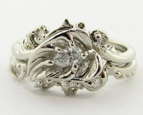 Tô điểm tay bằng nhẫn hoa hồng - 5