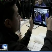 3 ngày, Apple bán 3 triệu chiếc iPad mới