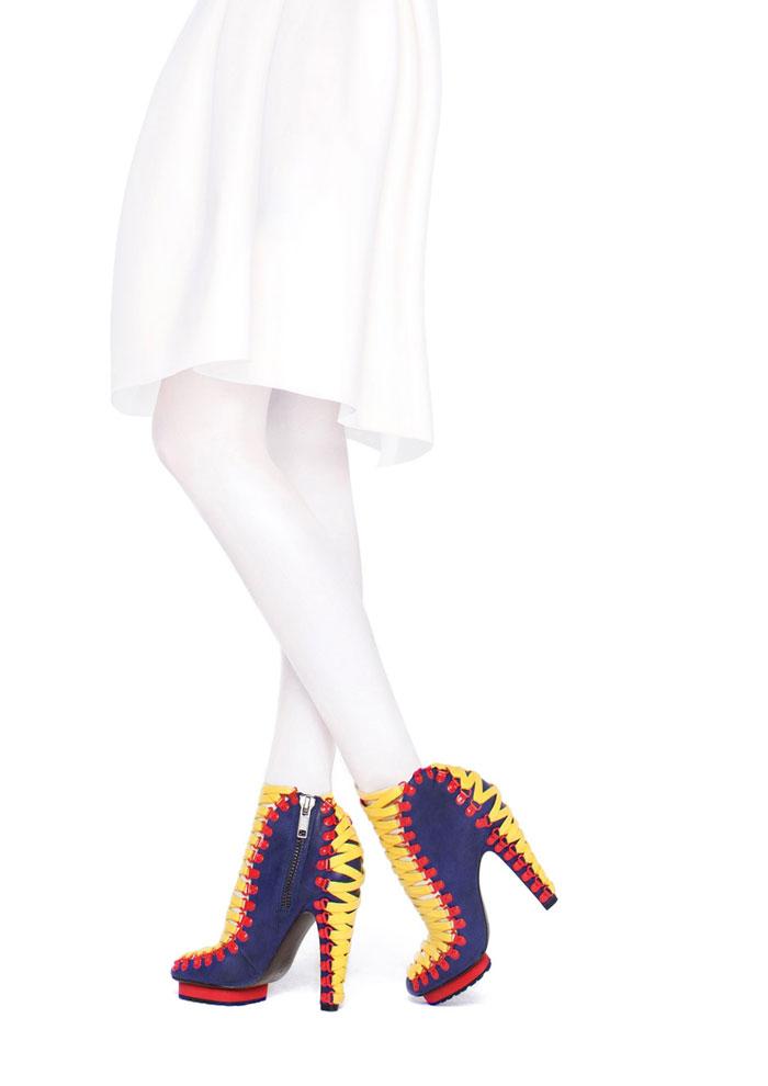 Ấn tượng giầy dép Xuân Hè 2012 - 6