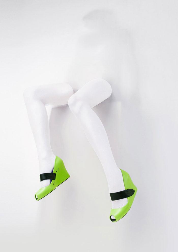 Ấn tượng giầy dép Xuân Hè 2012 - 13