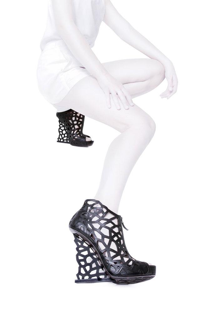 Ấn tượng giầy dép Xuân Hè 2012 - 11