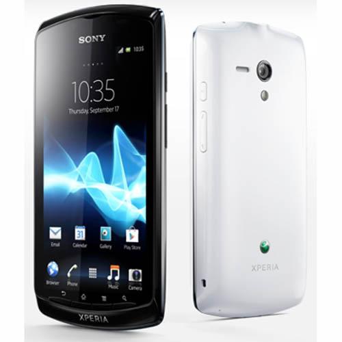 Sony tung smartphone đầu tiên của hãng chạy ICS - 2