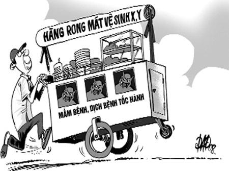 Biếm họa Việt Nam (5) - 1