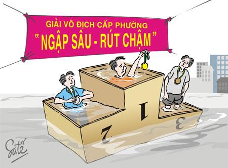 Biếm họa Việt Nam (5) - 8