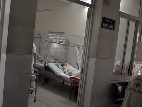 Nổ ở Thái Bình: Các nạn nhân nguy kịch - 1