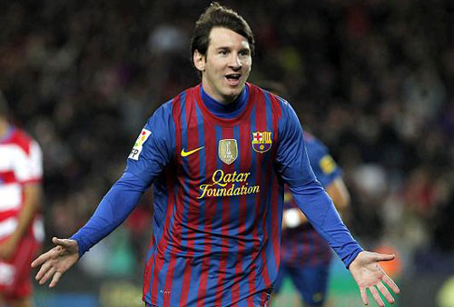 Messi v hnh trnh huyn thoi (P2), Ngi sao bng , Bng , messi, huyen thoai messi, lionel messi, barca, messi mac benh coi xuong, nou camp, rijkaard, guardiola, cau thu xuat sac nhat the gioi, qbv fifa, bong da, bong da 24h, ket qua bong da