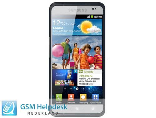 Ảnh thật Samsung Galaxy S III bị cáo buộc - 1