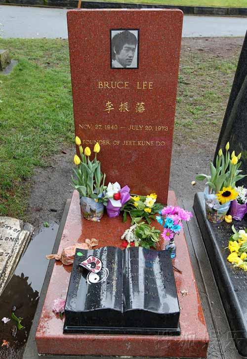 Thăm phần mộ của cha con Lý Tiểu Long - 3