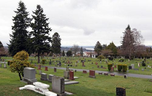 Thăm phần mộ của cha con Lý Tiểu Long - 5