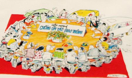 Biếm họa Việt Nam (8) - 1