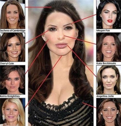 Khó tin gương mặt đẹp nhất năm 2012 - 1