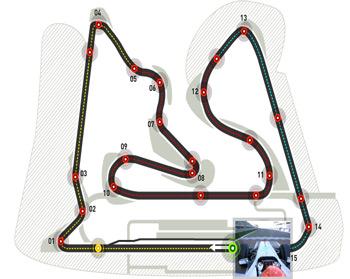 Lịch thi đấu F1: Bahrain Grand Prix 2012 - 1