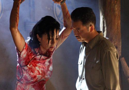 Phim của Lâm Tâm Như tung poster ớn lạnh - 13