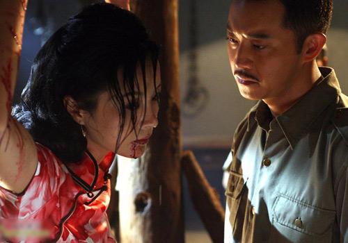 Phim của Lâm Tâm Như tung poster ớn lạnh - 15