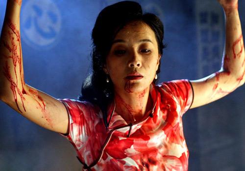 Phim của Lâm Tâm Như tung poster ớn lạnh - 14