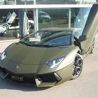 Màu 'độc' của Aventador LP700-4