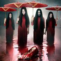 Phim của Lâm Tâm Như tung poster ớn lạnh