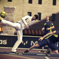 Fifa Street 2: tha mn am m tri bng trn (phn cui)